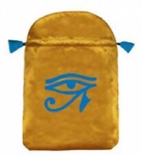 Horus Eye Satin Bag Lo Scarabeo, 6 X 9 *CAT-atude Charity