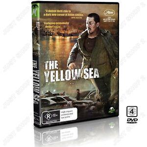 The Yellow Sea DVD : Movie Korean - English Subtitles : Brand New (RARE)