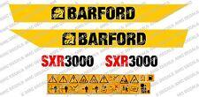 Barford SXR3000 con Cassone Ribaltabile Decalcomanie