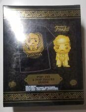 FUNKO COMING TO AMERICA BOX BUNDLE  GOLD POP T-SHIRT SMALL MEDIUM LARGE XL