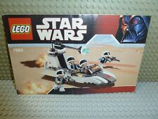 LEGO® Star Wars Bauanleitung 7668 Rebel Pack instruction BA ungelocht