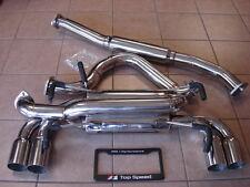 Fits Subaru Impreza WRX STi 2.5T 08-14 Performance Catback Exhaust System