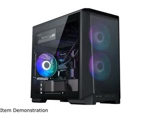 Phanteks Eclipse P200A D-RGB, high airflow Ultra-fine mesh design, mini-ITX towe