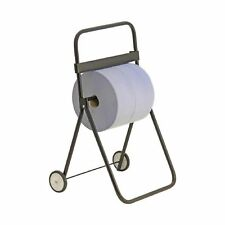 1 x Floorstand For Large Blue Paper Wipe Rolls Janitorial Cleaning - VC526