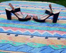 BRONX multi coloured (black, grey, brown ) shoes size 37, UK 4