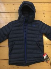 Boys North Face Aconcagua Down Jacket Large