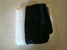 Mainstays Solid Bed Skirt Black Full/queen