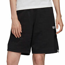 Adidas Originals Pantalones Cortos de Mujer Jersey Bermudas Deporte