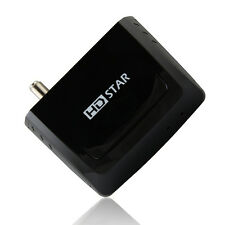 HDStar DVB-S2 TV Box USB Satellite Receiver for Windows / Linux  FREESAT HOTBIRD