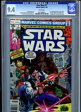Star Wars #7  CGC 9.4 NM 1978 Marvel Comics Amricons K26