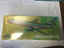 1972 Aurora Model - American Airlines DC-10 Luxury Liner - NEW IN BOX!!!!!