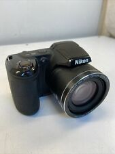 Nikon COOLPIX L340 20.2 MP Digital Camera *FOR PARTS*