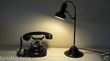 Singer Nähmaschinen Lampe Schreibtischlampe Stehlampe Bauhaus Stativ rar '20er J