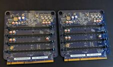 Apple Mac Pro A1186 Lot of 2 Memory RAM Riser Board Card 820-1981-A