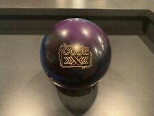 Storm Code X Bowling Ball 15lb Used