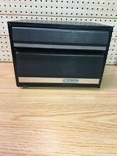 Vintage 1980s Nintendo NES Video Games Controllers Storage Case Cabinet 2 Drawer