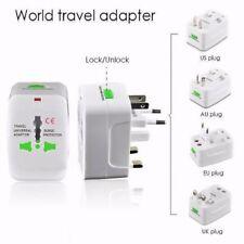 Travel Multi-function Universal Conversion Socket World Travel Plug Adapter UK