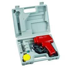 100W Soldering Iron Gun 5 Piece Kit Solder Tool