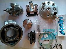 Minarelli Am6 cilindro 75cc Polini carburatore 21 collettore pacco lamellare