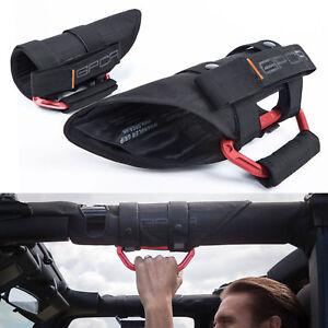 GPCA GP-Grip PRO Grab Handle Authentic for Jeep Wrangler JL/ JK Rollbar  (Pair)
