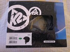 K2 Ski Helmet Rival Adult Small New in Box