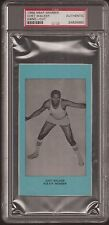 PSA AUTHENTIC 1969 NBPA BOX CARD CHET WALKER HAND - CUT