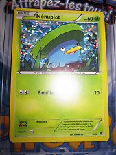 POKEMON NEUF PROMO NENUPIOT 2/12 2015 MACDO HAPPY MEAL MINT HOLO FRENCH NEUVE