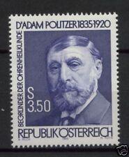 Austria 1985 SG#2066 Dr. Adam Politzer MNH
