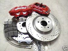 "Big Brake Kit - Fits Toyota Supra Mk III (86 - 92) 14"" Wilwood 4 piston calipers"
