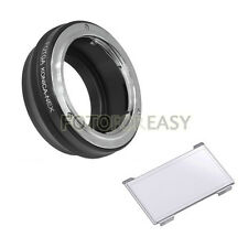 Konica AR Lens to Sony NEX-5 5C 5N NEX6 NEX7 A5000 NEX-VG10 E Mount Adapter Ring