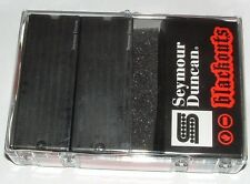 Seymour Duncan AHB-1 Blackouts 8 String Pickup Set Active    New with Warranty