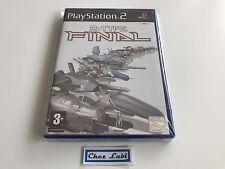 R-Type Final - Sony PlayStation PS2 - FR - Neuf Sous Blister