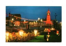 Lincolnshire - Skegness, The Illuminations - Postcard Franked 1973