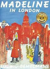 Madeline In London, Bemelmans, Ludwig, New condition, Book