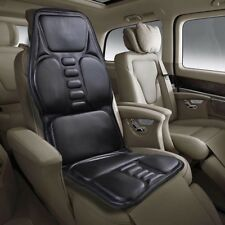 9 Motors 8 Modes Massage soft Seat Pad Cushion Neck Lumbar Massager for Car Home