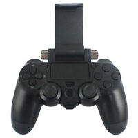 For PS4 Controller Cell Phone Clip Holder Mount Bracket Stand Fit iPhone&Samsung
