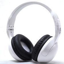 New Skullcandy Hesh 2 2.0 Stereo Headset Supreme Sound Mic Black White