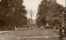 Leamington. Crossing the Leam # 1013 in Bedford Series.