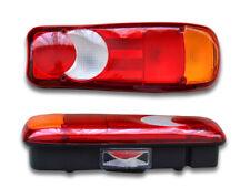 2 x 12V 24V REAR LIGHTS TAIL BULB LAMPS 5 FUNCTIONS RETRO CARAVAN VINTAGE TRUCK