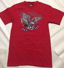 Harley Davidson Eagle T-shirt Small Unisex