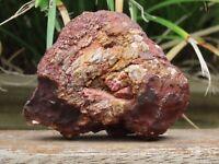 Rubellite Tourmaline & Lepidolite Crystal Piece ~ Rough & Raw