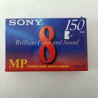 Sony P6-150MP Video 8 Videotape Videocasette