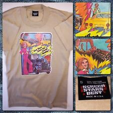 70s Smokey Bandit Chevrolet Corvette Burt Reynolds CB trucker 80s DS vtg T-Shirt