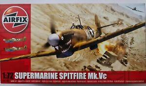 Airfix Supermarine Spitfire Mk Vc 1:72 Scale Model Kit