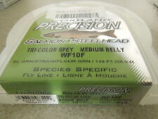 Cortland Precision Tri Color Spey Salmon Steelhead Medium Belly WF10F NEW