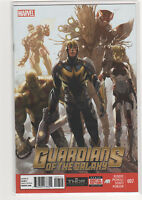 Guardians of the Galaxy (Volume 3) #7 Brian Bendis Steve McNiven 9.6
