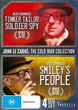 Tinker Tailor Soldier Spy / Smiley's People (DVD, 2015, 4-Disc Set)