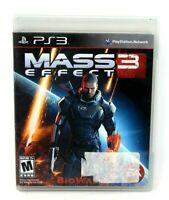 PS3 Mass Effect 3 Rated Mature