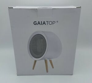 GAIATOP Space Heater, Energy Efficient Small Space Heater - PTC Ceramic Electric