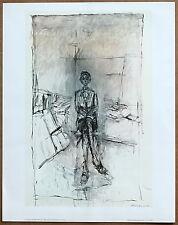 Alberto Giacometti Annette in the Studio  1st Prnt Ltd. Ed Orig 1960 Litho